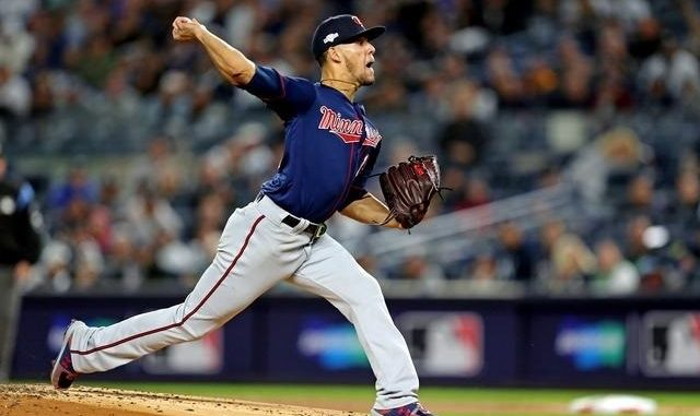 Cleveland Indians at Minnesota Twins Betting Preview